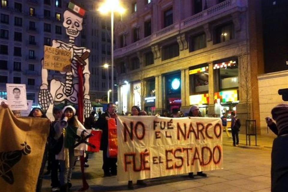 Narcopolicías levantan y asesinan a normalistas de Ayotzinapa en Iguala. La peor masacre del sexenio - Página 10 1861045