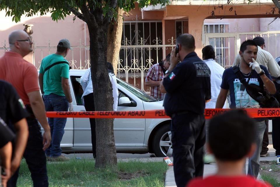 El estudio europeo menciona que el Gobierno mexicano tiene dificultades para proveer seguridad ciudadana básica en varias regiones del País. FOTO: Archivo