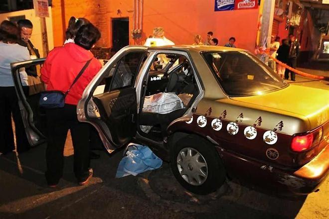 Resultado de imagen para Asesinan a conductor de taxi en Venustiano Carranza