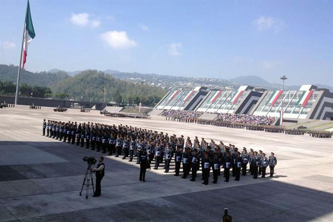 Se gradúan 234 en Ciencias Militares 1605558