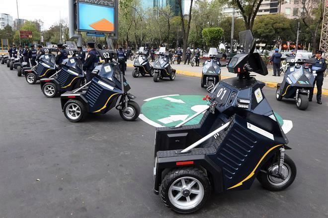 Refuerzan patrullaje en Reforma-Polanco 2346769