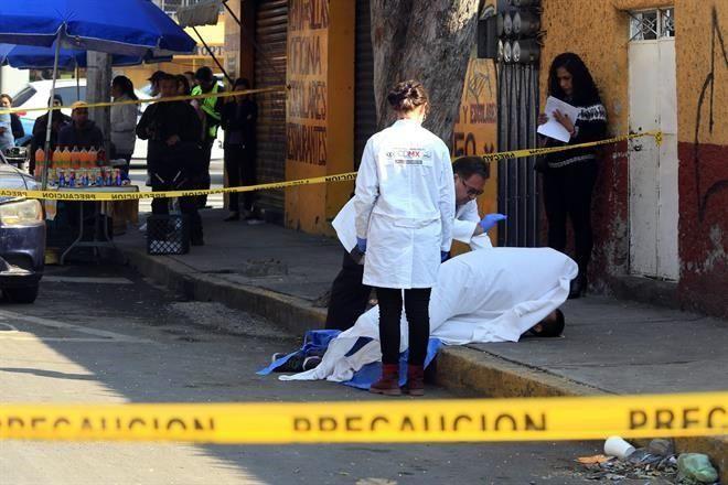 Resultado de imagen para Hombre muere atropellado en Iztacalco