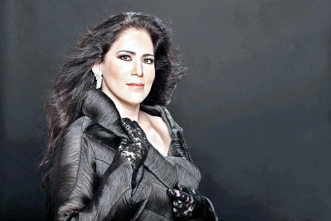 El concierto en Bellas Artes por los 30 años de carrera de la soprano  Olivia Gorra estaba originalmente agendado para septiembre 8ec3a18de7d