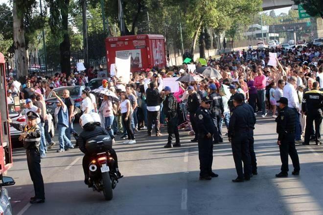 Resultado de imagen para inseguridad en Tlalpan