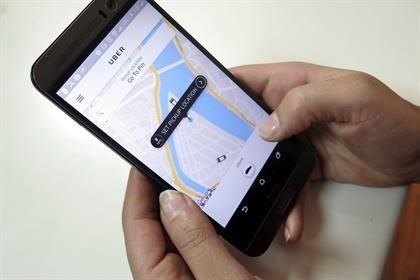 Abre Sat Módulo Móvil Para Socios Uber