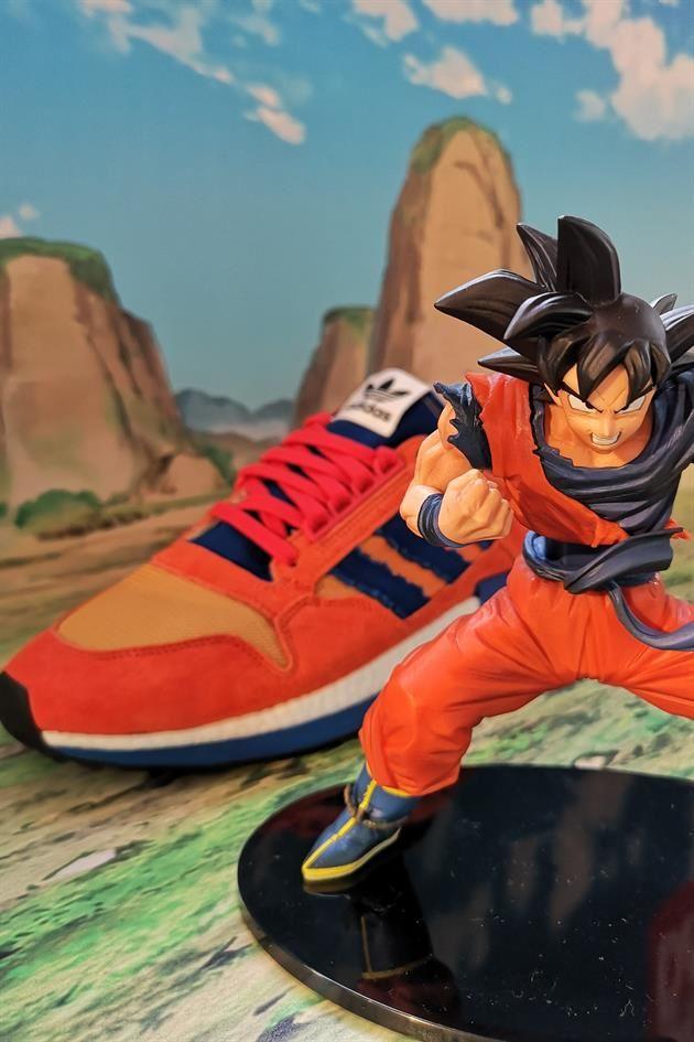 Llegan los Adidas de Dragon Ball Revista Estrategia & Negocios