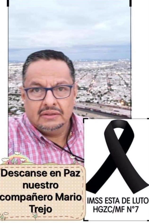 Muere por Covid-19 subdirector de clínica en Monclova