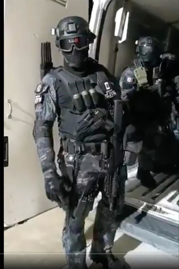 Advierte grupo armado disputa en Naucalpan