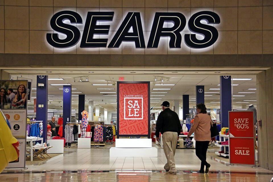 60e7c7d3ae2ec Cerrará Sears 43 tiendas más