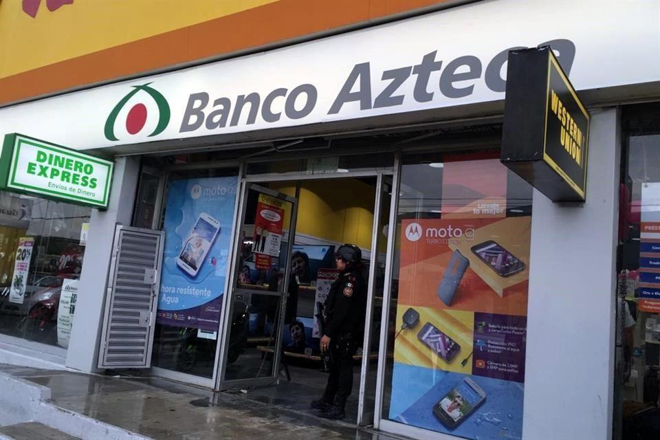 Amplían Telecomm y Banco Azteca convenio