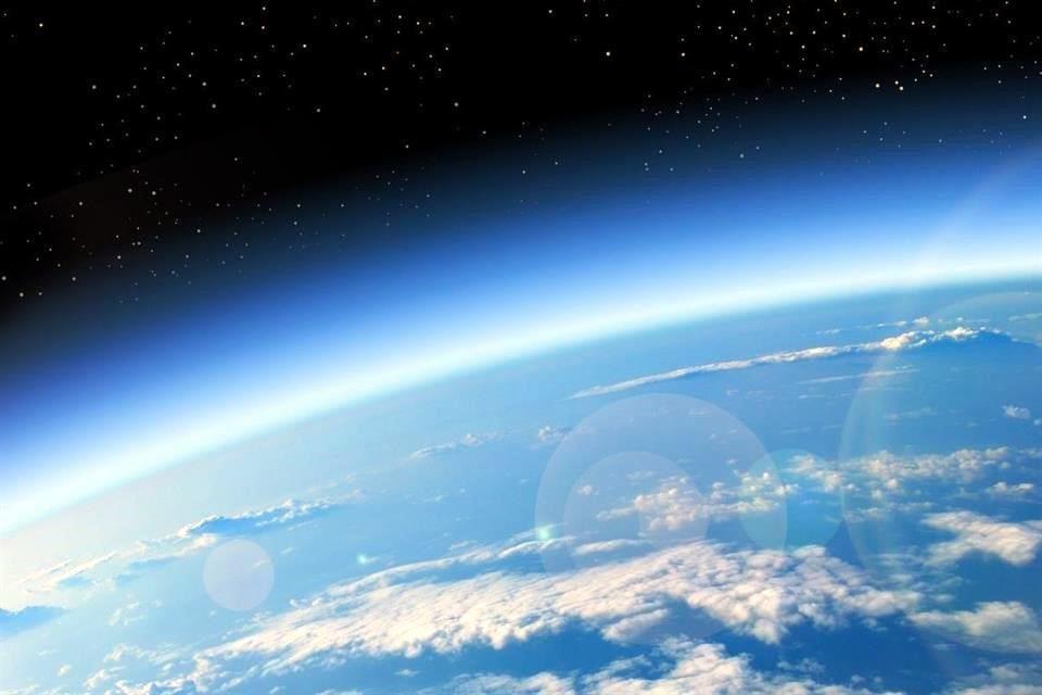 Adelgazamiento de la capa de ozono y el calentamiento global