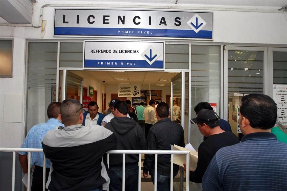 Facilitará Semov Refrendo De Licencias