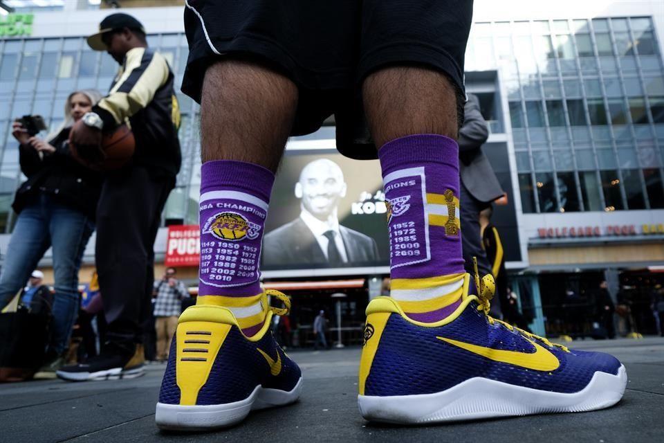 permanecer Obligar triunfante  Agota Nike productos de Kobe Bryant