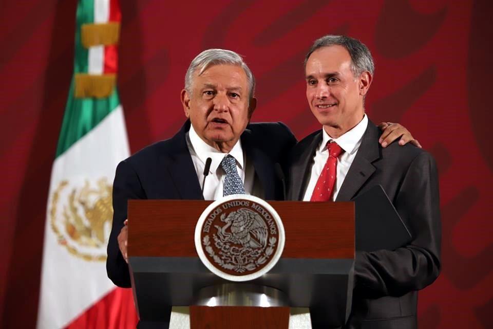 Critican a López-Gatell por dicho sobre AMLO