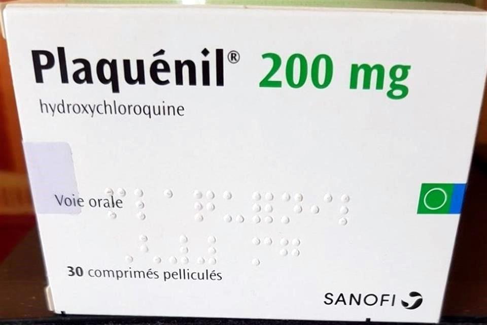 hidroxicloroquina y plaquenil comentarios