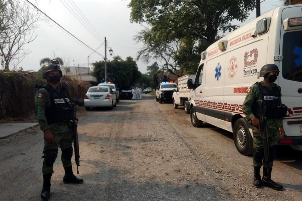 Ejecutan a ex mando de Hacienda en Morelos