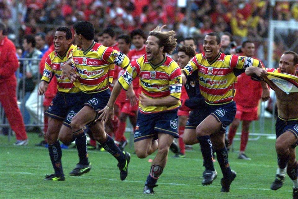 Monarcas Morelia: Título del Invierno 2000, el único de su historia en la Liga Mx
