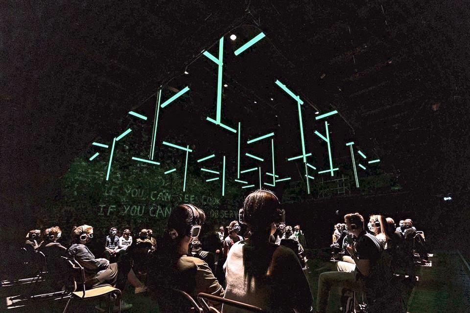 Blindness: teatro sin actores ni escenario