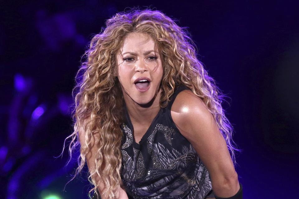 Shakira no perdona a su suegra por convencerla para cortarse el pelo