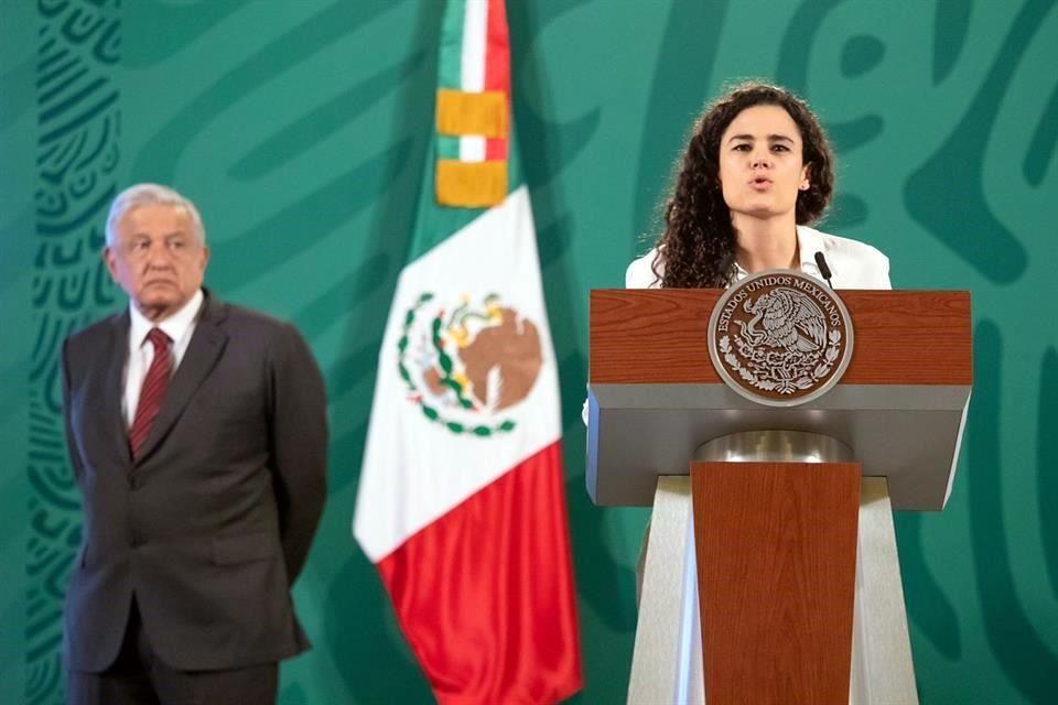 Antonio Baranda y Claudia Guerrero