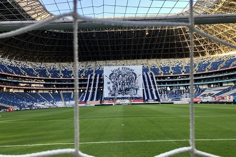 Tigres y Monterrey solo podrán contar con el 50% del aforo de sus estadios por repunte de casos de COVID-19 en Nuevo León