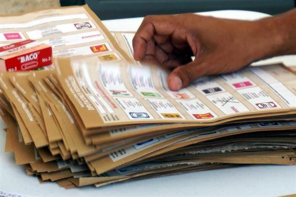 Iniciará recuento de votos en Campeche el 25 de agosto