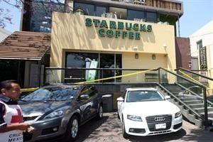 Sitian Starbucks tras robos
