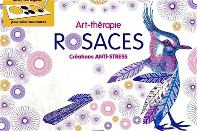 Libros para colorear, terapia antiestrés
