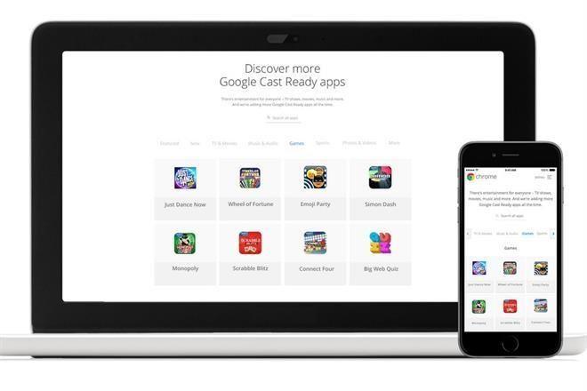 app compatibles con chromecast