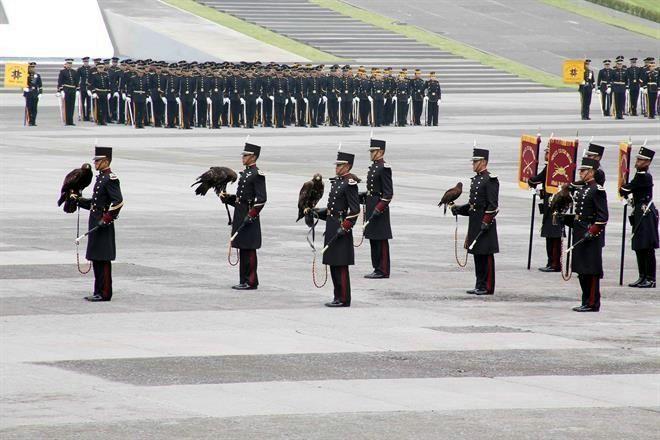 Fuerzas Armadas de México Participarán en el Desfile del 14 de Julio en Francia. 3199962