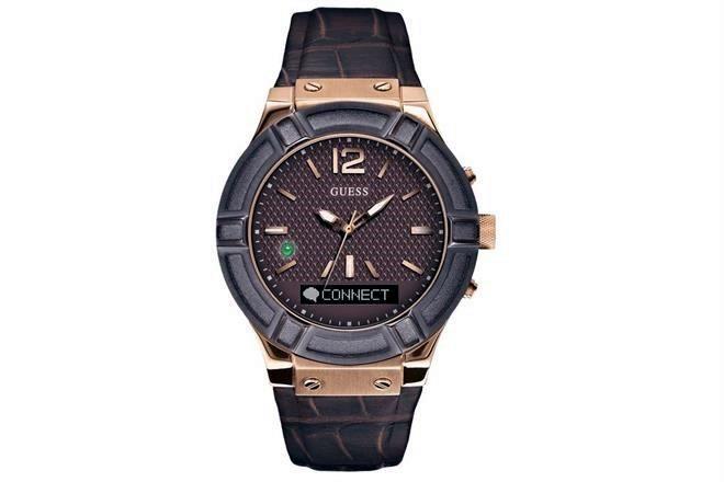 En México Su Smartwatch Lanza Guess OXZiuPkT