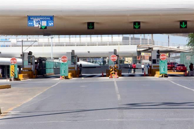 Congestionan el Anzaldúas en Reynosa