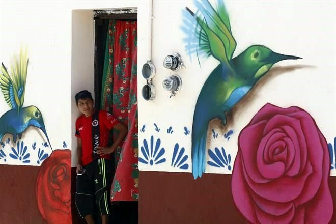 Transforma Arte Barrio Bravo De Puebla