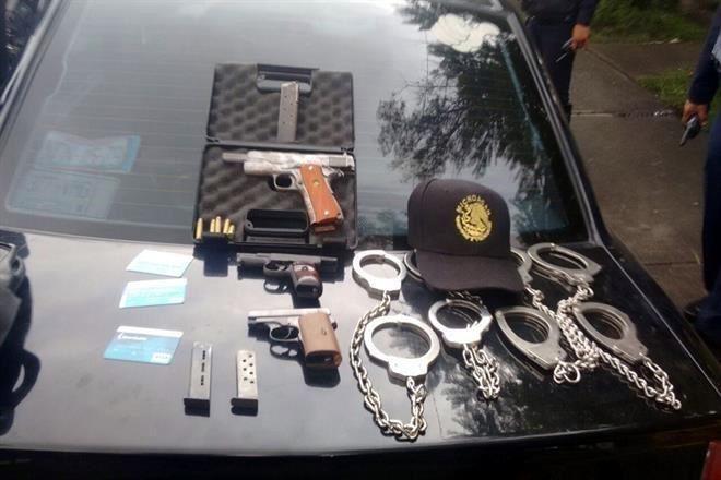 La detención se dio gracias al operativo denominado  Cerrojo  e7bffcbd804