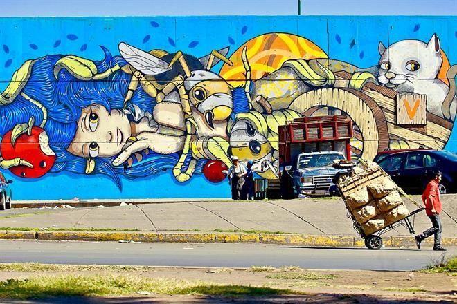 Resultado de imagen para concurso de graffiti cdmx