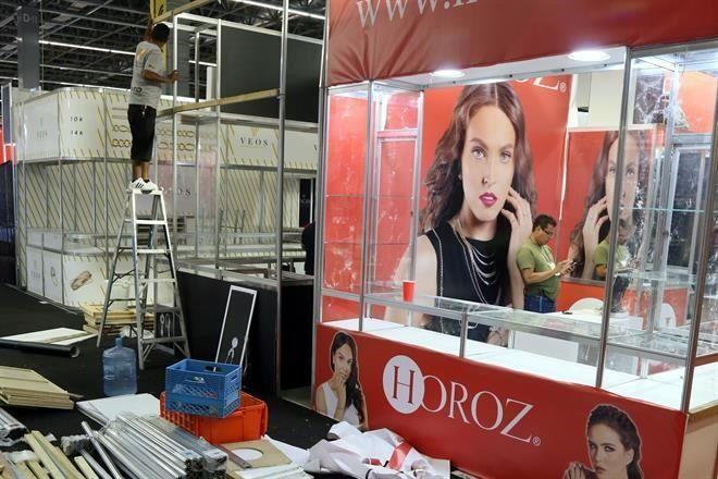 7beb0b721912 Expo Joya se realiza del 10 al 12 de abril en Expo Guadalajara y contará  con seis pabellones especializados. Foto  Jorge Rangel