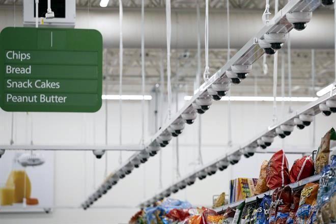 a87e5812031 Prueba Walmart tienda automatizada