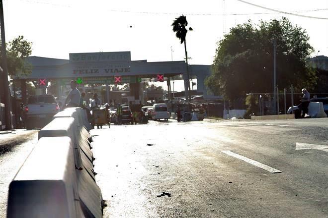 Extorsionan en Nuevo Laredo ¡con retén!