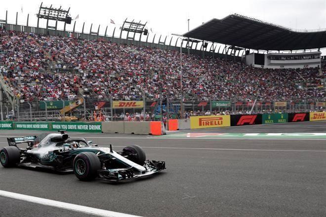 cancha com --- A mostrar el amor de México por F1