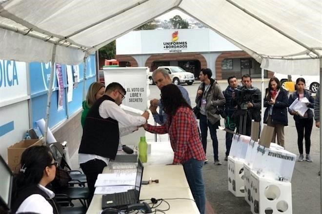 Gana la abstención en jornada electoral