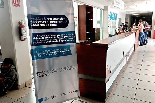 Dejan De Atender A Pacientes En Jalisco